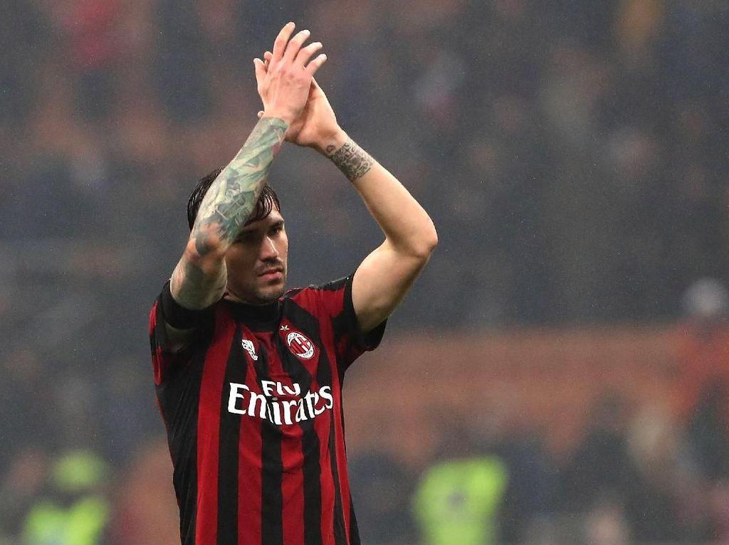 Teken Kontrak Baru, Romagnoli Ingin Awet di Milan