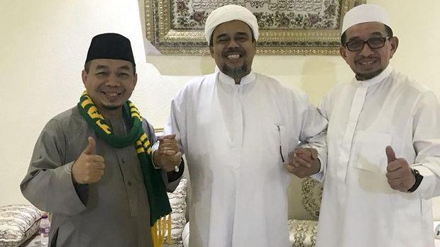PKS Ingatkan Pemerintah Jokowi Segera Pulangkan Rizieq Shihab