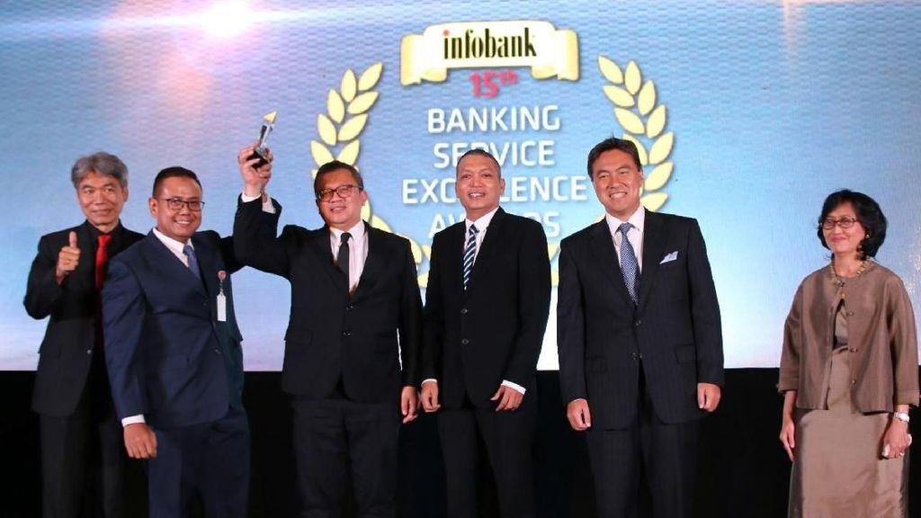 Dorong Gerakan Non Tunai, Bank DKI Diganjar Penghargaan