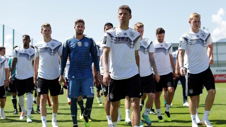 Loew: Setiap Tim Ingin Menggulingkan Jerman di Piala Dunia 2018
