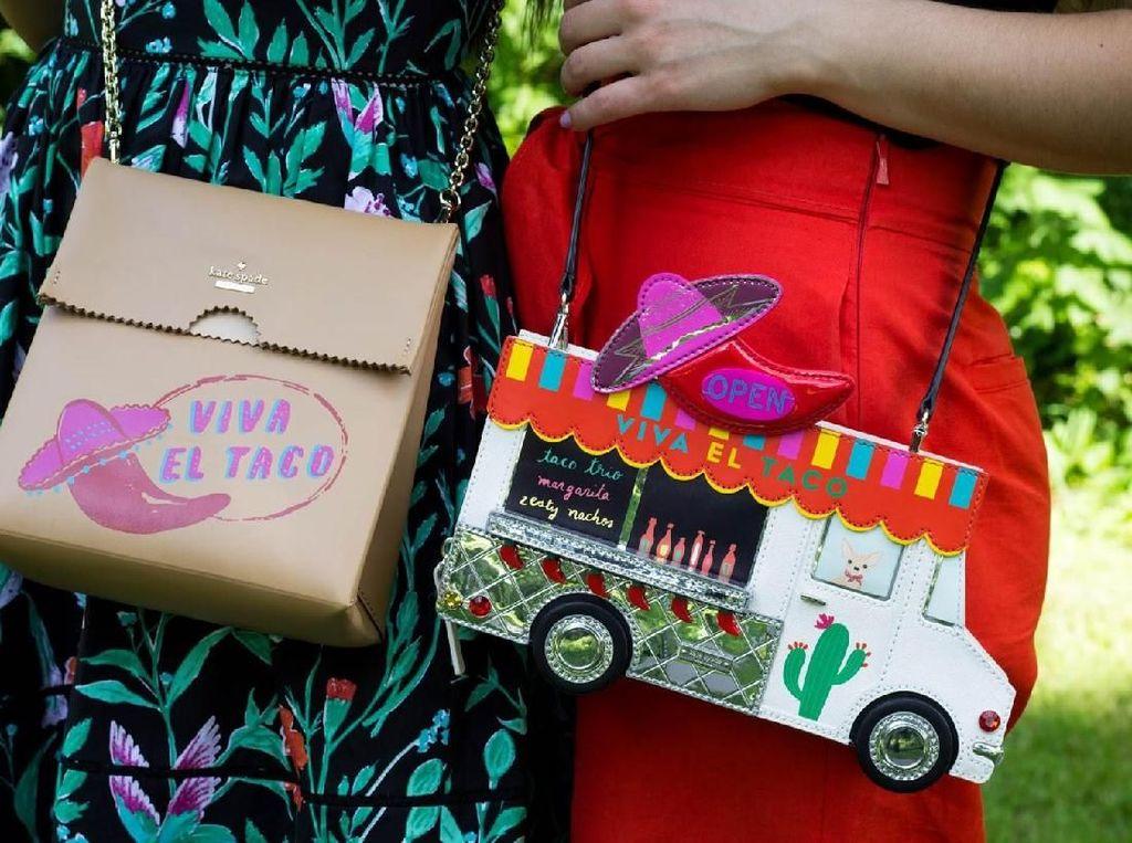 10 Makanan yang Menginspirasi Desain Fashion dari Mendiang Kate Spade