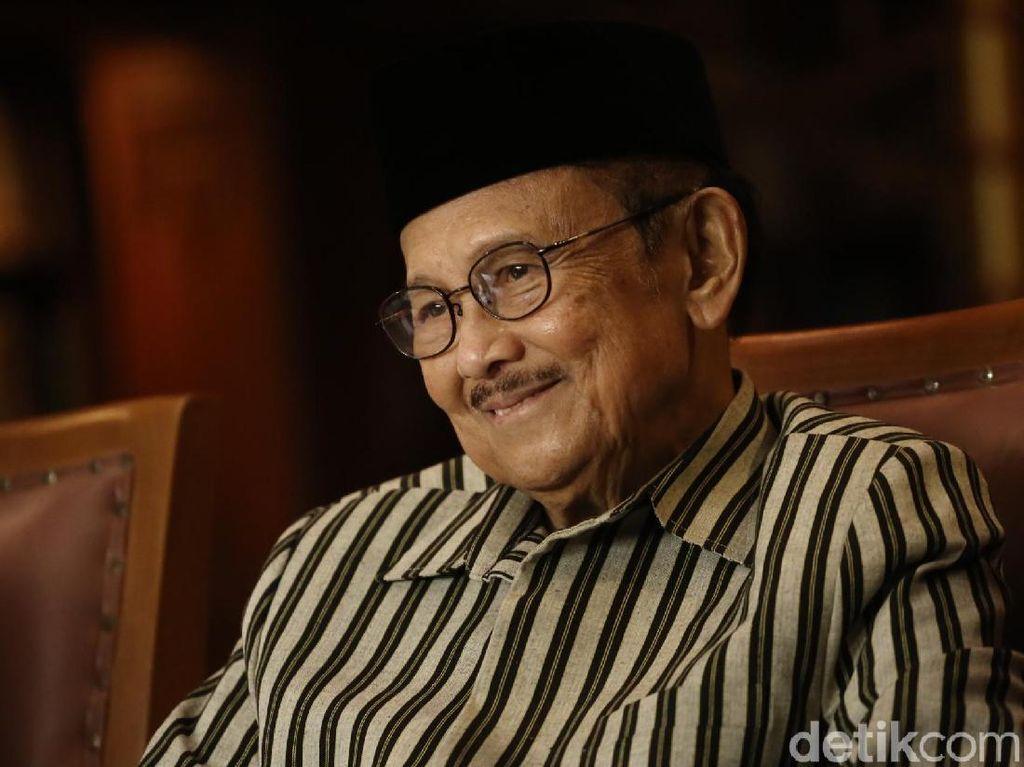Megawati akan Jenguk BJ Habibie di RSPAD Gatot Soebroto