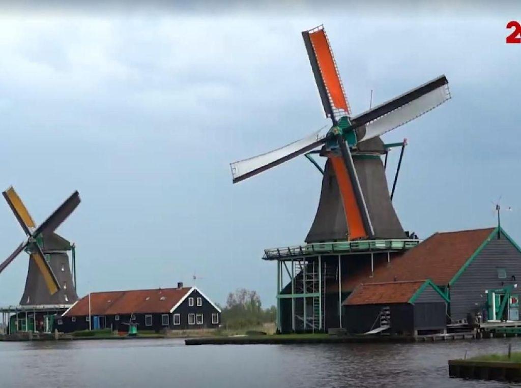 Dikti-LPDP-Nuffic Neso Luncurkan Program Beasiswa S2 di Belanda, Berminat?