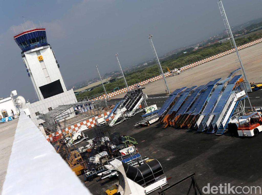 Bandara Semarang Ditutup hingga Siang, 8 Penerbangan Terdampak
