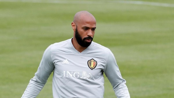 Thierry Henry Jegal Prancis di Semifinal?