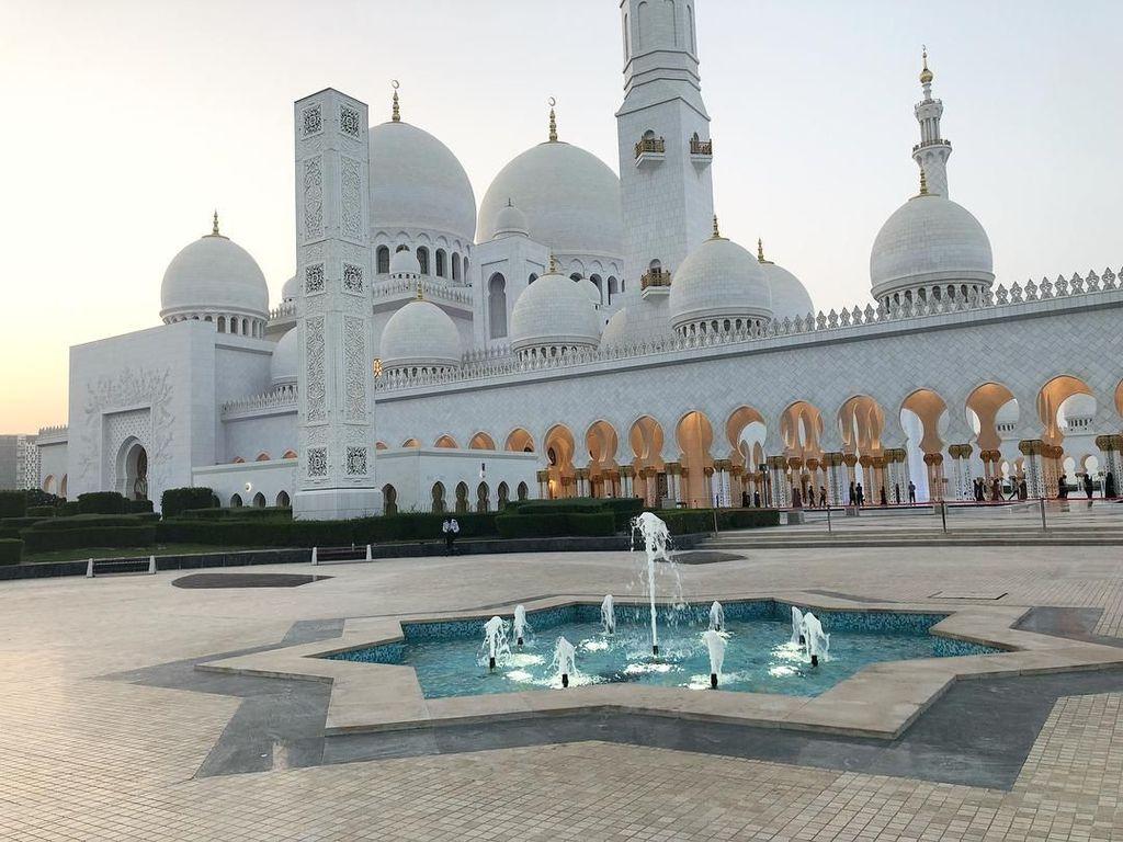 Lahan 2,9 Ha Disiapkan untuk Replika Masjid Agung Abu Dhabi di Solo