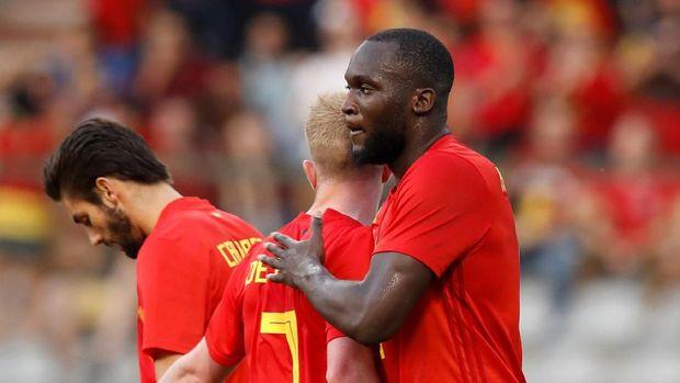 Timnas Belgia punya pemain-pemain bagus di tiap posisi.