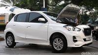 Datsun juga menjual mobil murah. Datsun GO paling murah dijual Rp 112.090.000.