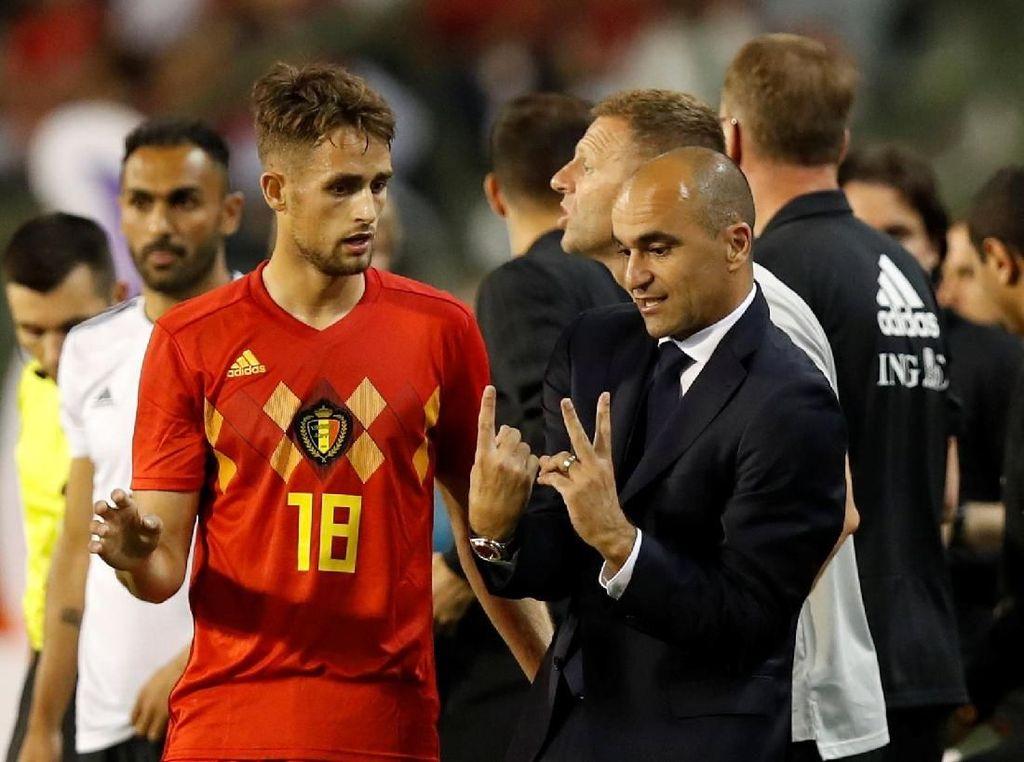 Dipecat Everton, Kini Martinez Berpeluang Antar Belgia Cetak Sejarah