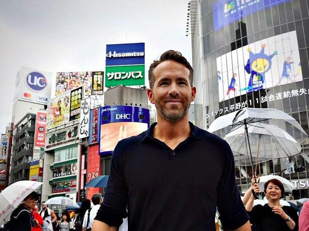 Saat Deadpool Memuji Jepang