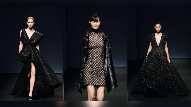 Koleksi Monica Ivena di Star Fashion Week
