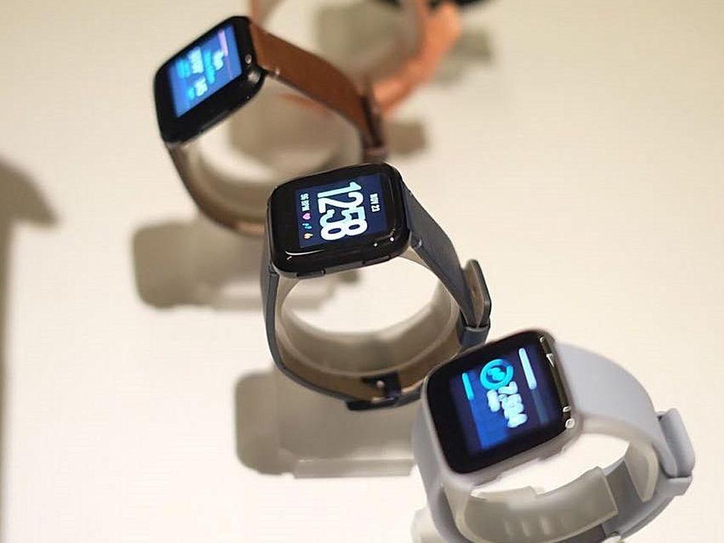 Jajaran Produk Wearable Kesehatan Fitbit Sambangi Indonesia
