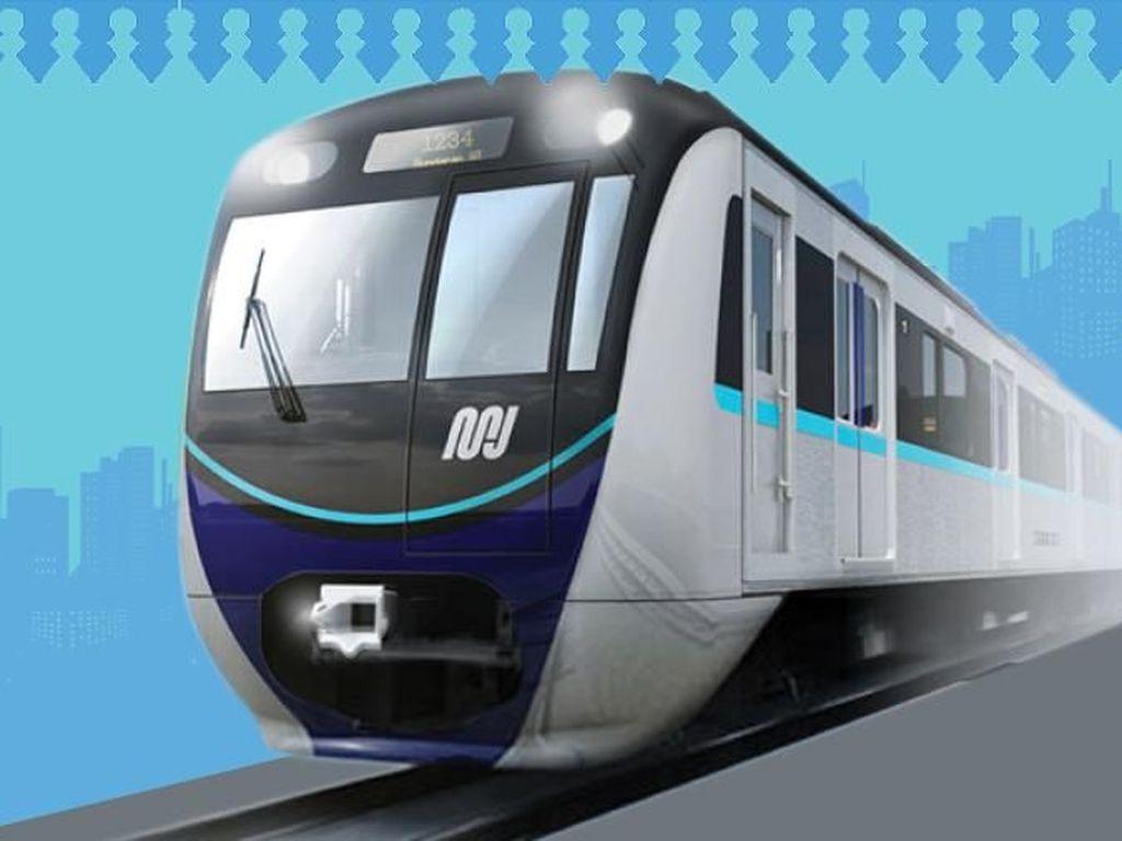 3 Fakta soal Proyek MRT Mangga Besar-Kota Tua yang Mulai Ngebor