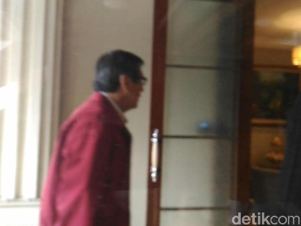 Menkum HAM hingga Wakil Jaksa Agung Merapat ke Kantor Wiranto