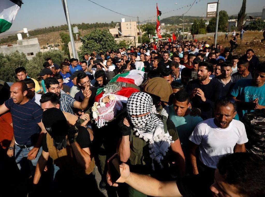 Seorang Warga Palestina Kembali Ditembak Mati Militer Israel
