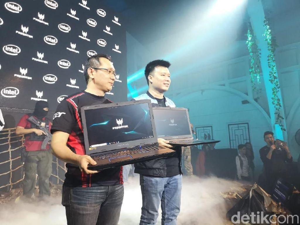 Laptop Gaming Baru Acer Serbu Indonesia
