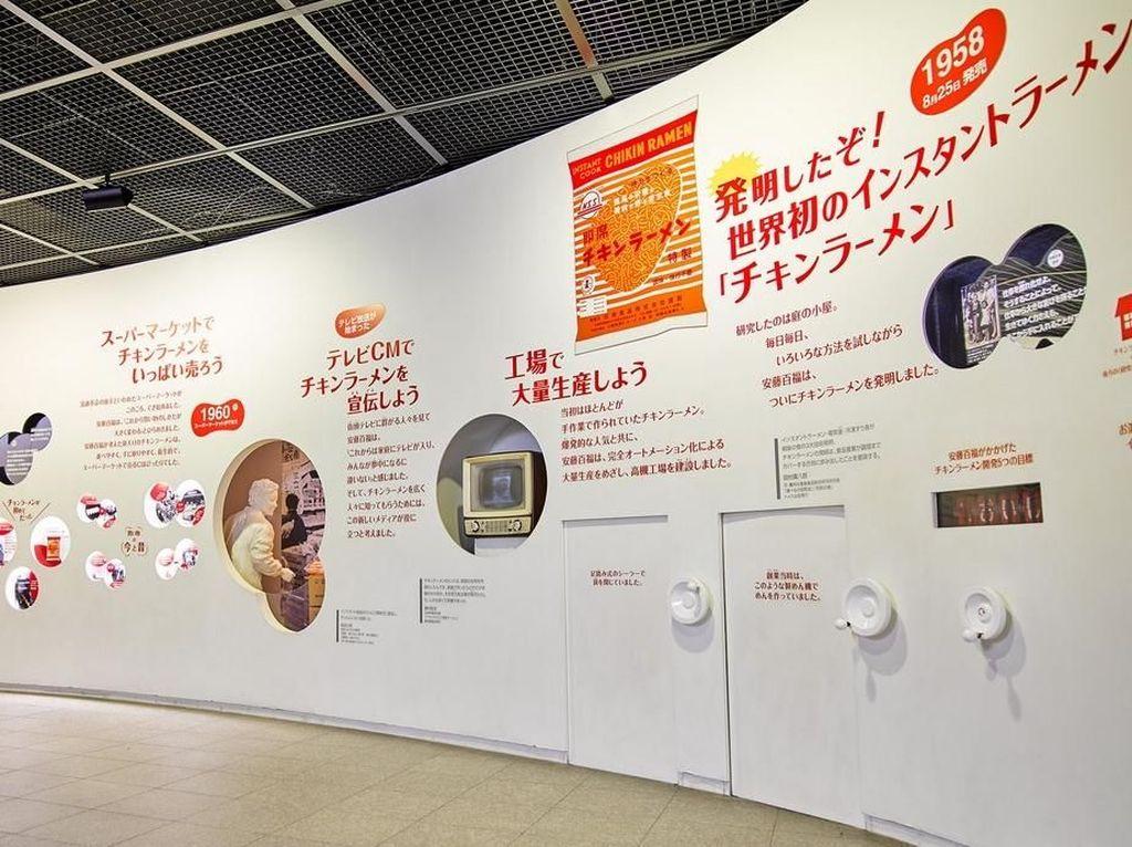 Unik Banget! Museum Mie Instan di Jepang