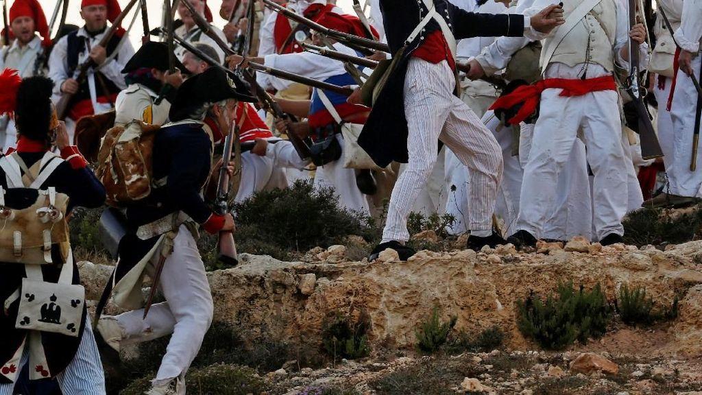 Melihat Peringatan Sejarah Pengepungan Perancis di Malta