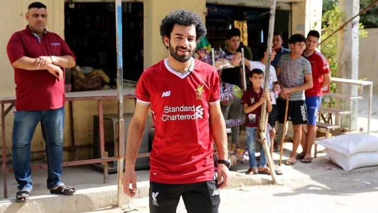 Ini Hussein Ali, Kembaran Mohamed Salah