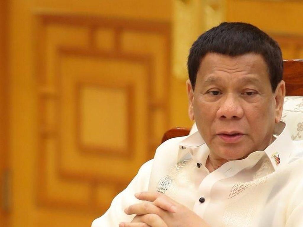Bukan Cuma Ashanty, Presiden Duterte Juga Dikabarkan Idap Autoimun