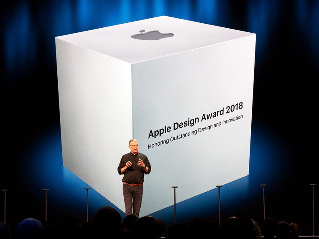 Ini Aplikasi Jawara Apple Design Awards 2018