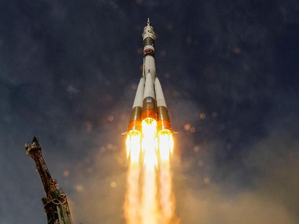 Astronot NASA Beberkan Momen Roket Soyuz Gagal Terbang
