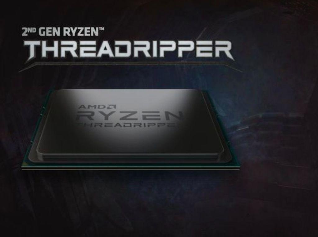 AMD Threadripper Anyar Punya 32 Core
