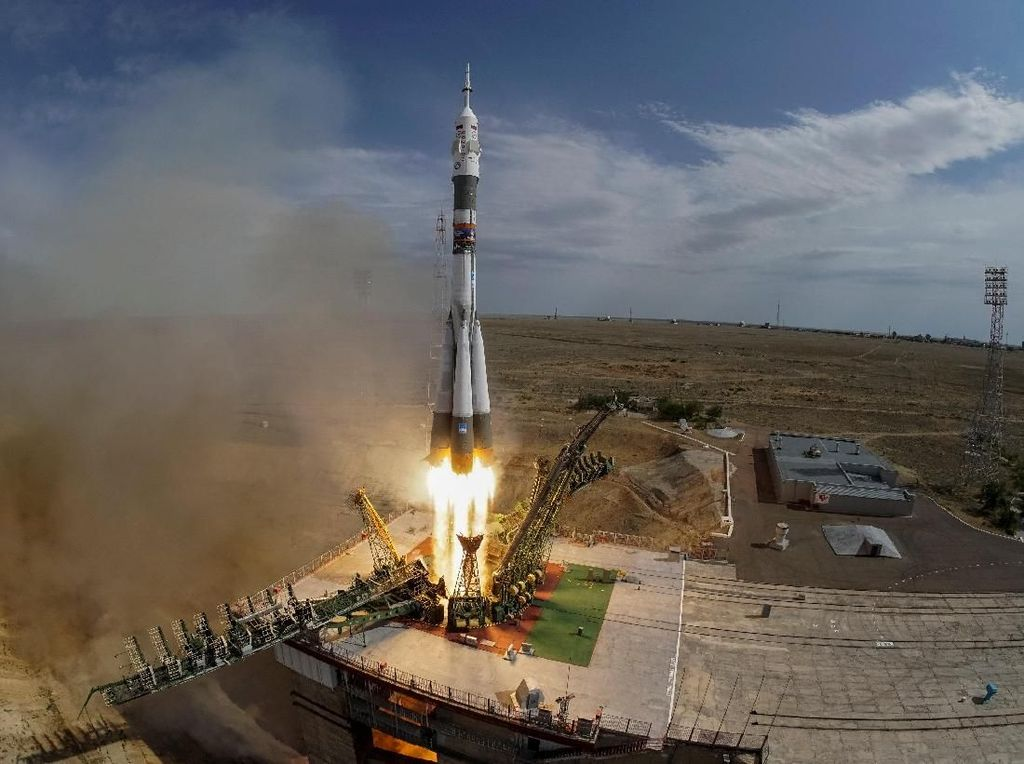 Astronotnya Hampir Celaka oleh Rusia, Apa Tanggapan NASA?