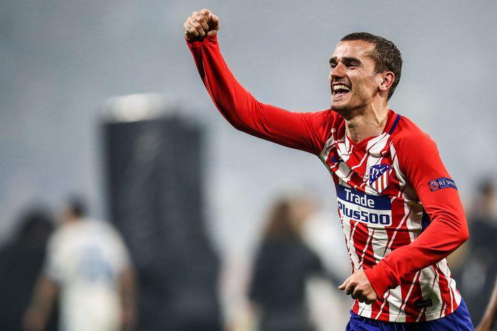 Antoine Griezmann terobsesi menjuarai Liga Champions. (Foto: Maja Hitij/Getty Images)