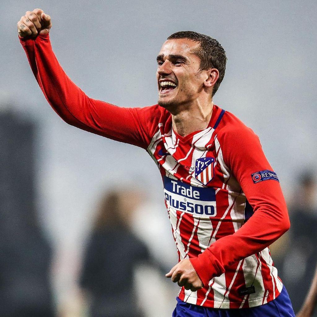 Griezmann Terobsesi Menangi Liga Champions