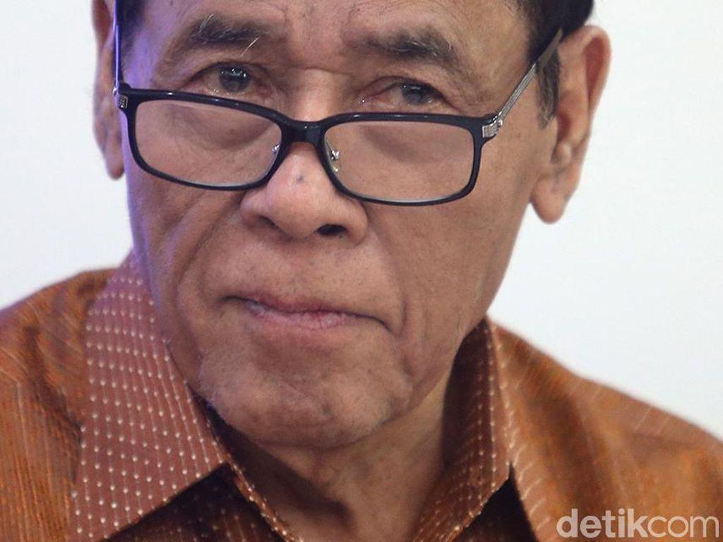 Jenazah Eks Menteri Kehakiman Prof Muladi Akan Dimakamkan di TMP Semarang