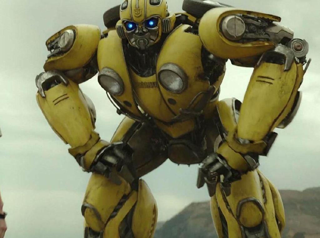 Film Sudah Dirilis, Bumblebee Suguhkan Final Trailer