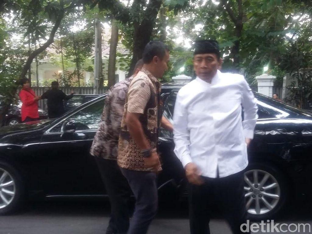 Jokowi hingga Wiranto Hadiri Haul Ke-5 Taufiq Kiemas