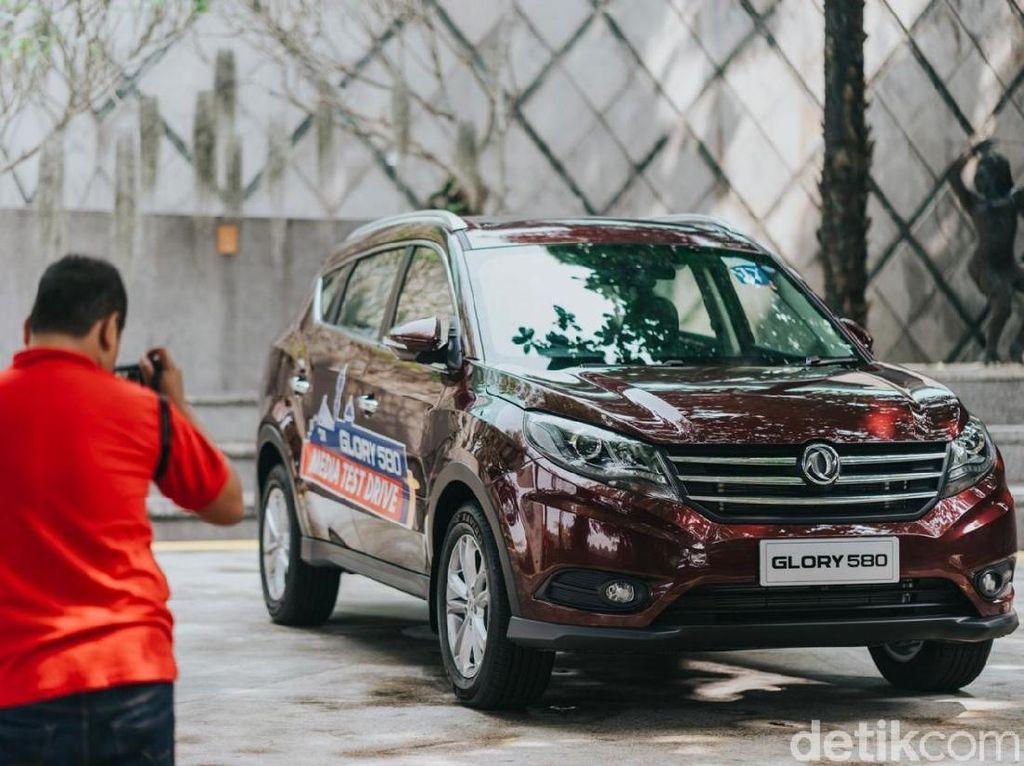GIIAS 2018: Mobil China Ini Bisa Dibawa dengan DP Rp 30 Juta