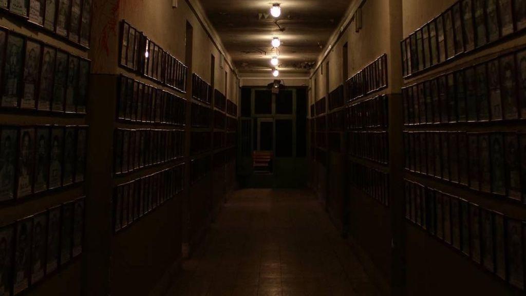 Foto: Penjara Horor yang Kejam Zaman Shah Iran