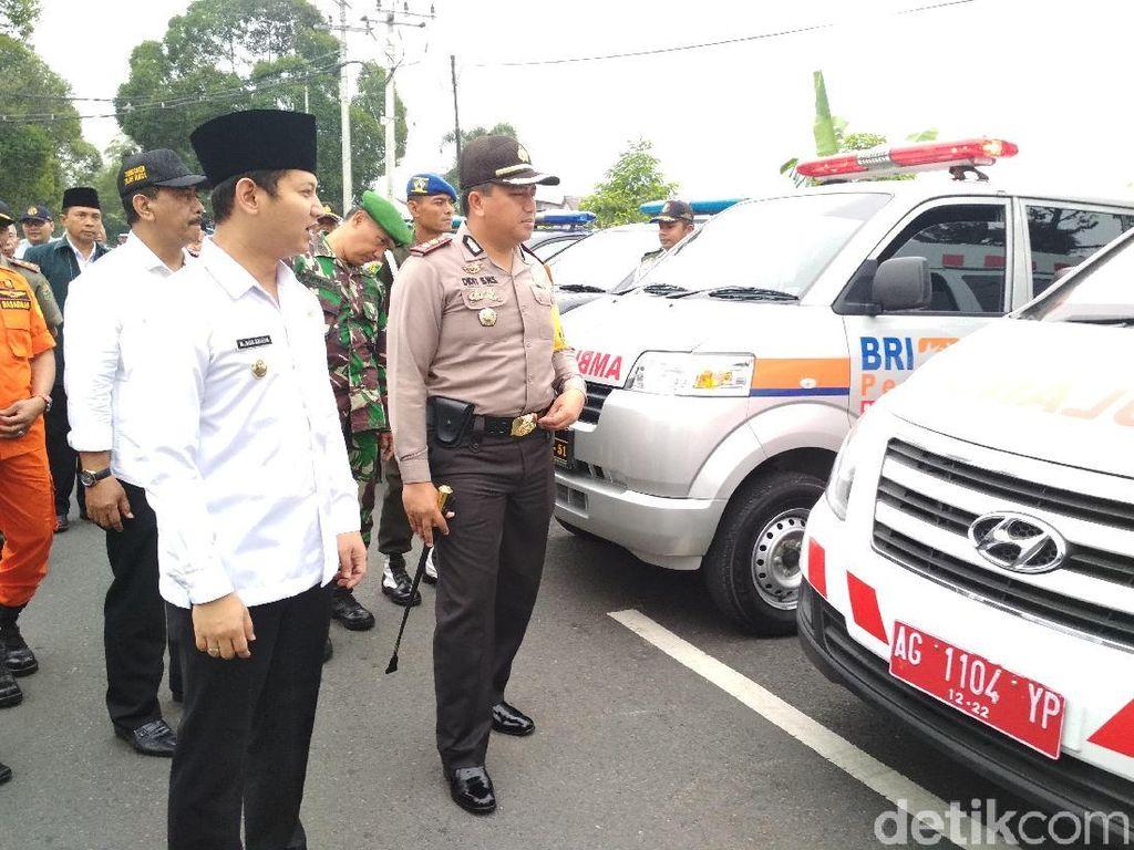 Lebaran, Polisi Intensifkan Pengamanan Kawasan Wisata di Trenggalek