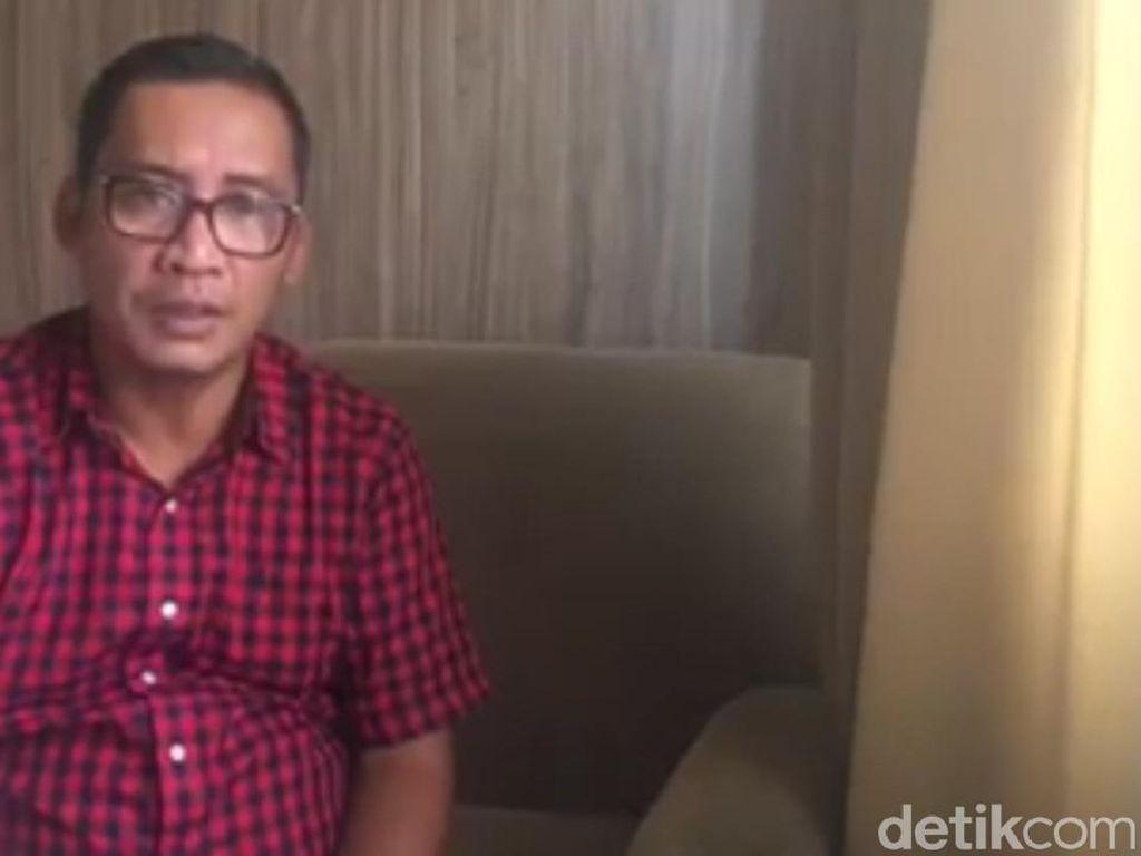 Video Tersangka KPK dari Tempat Persembunyiannya