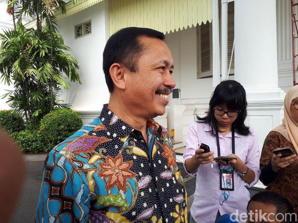 Jokowi Minta Masukan Komnas HAM soal Dewan Kerukunan Nasional