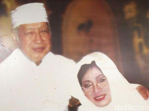 Detik-detik Ketegangan di Cendana Jelang Soeharto Lengser