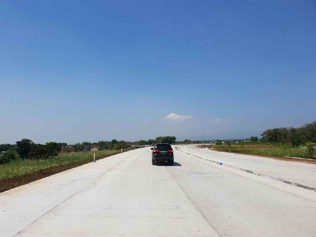 Tol Pandaan-Malang 16 Km Bisa Dipakai Mudik