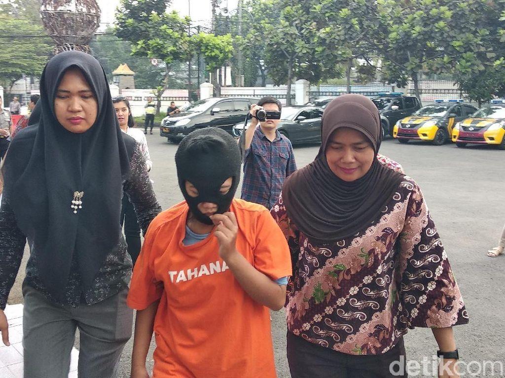 Polisi Dalami Peran Pacar PRT yang Buang Janin Kembarnya ke Bak Sampah