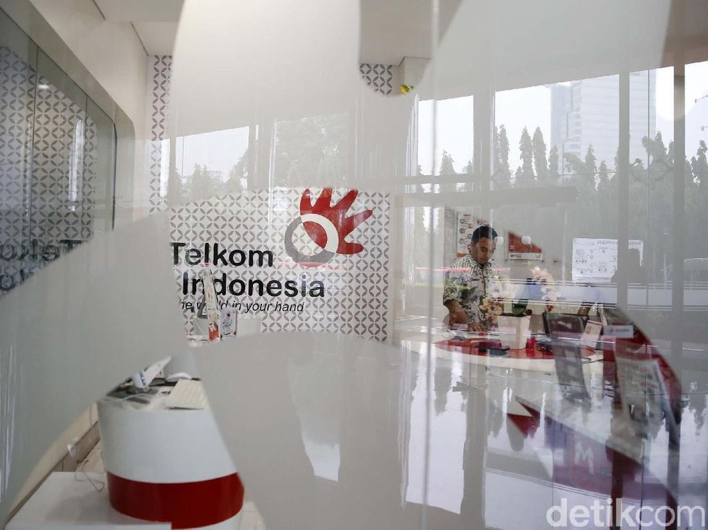 Demi Sambut 5G, Telkom Modernisasi Jaringan Telekomunikasi