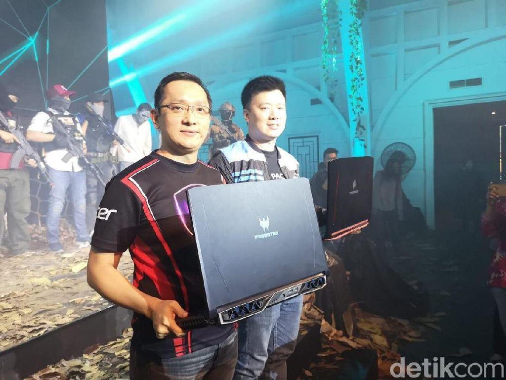 Laptop Gaming Acer Diklaim Bangkit dari Mati Suri