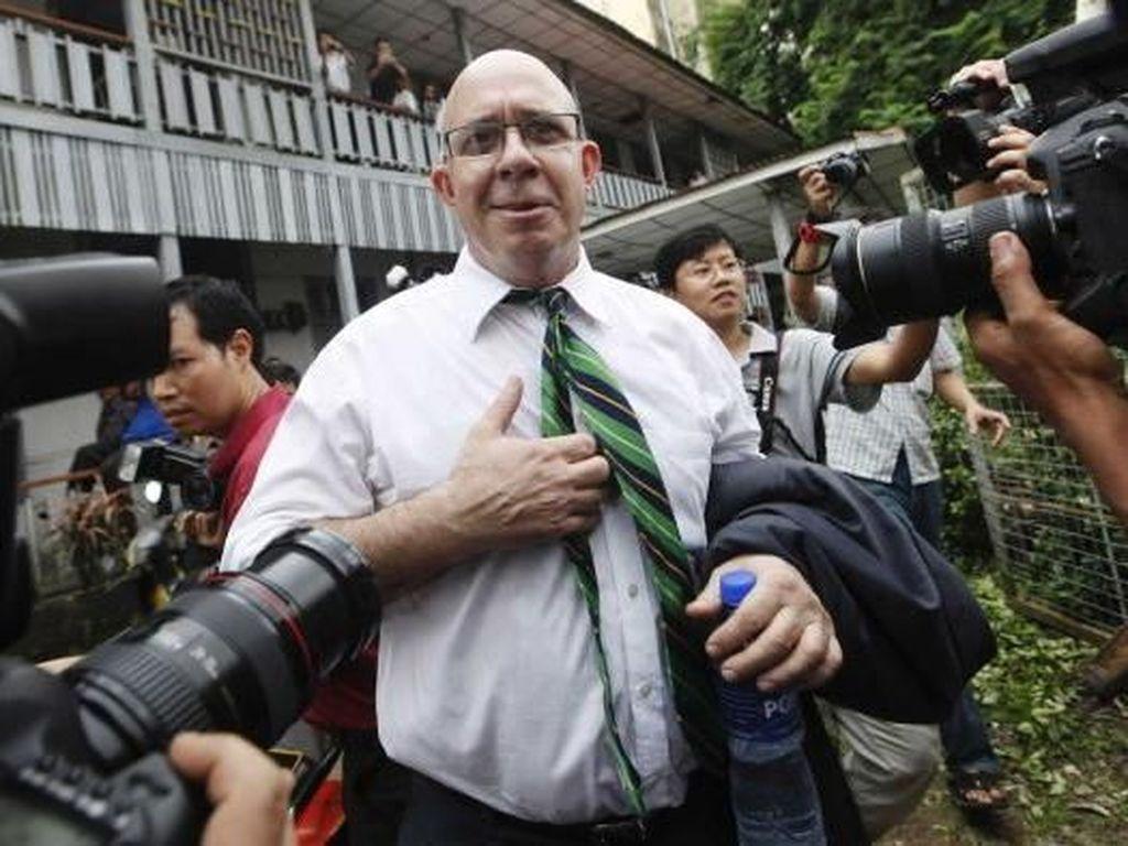 Jurnalis Australia Ditangkap di Myanmar Terkait Narkoba