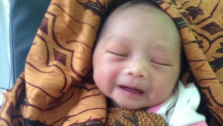 Lahir Ditolong Polisi, Bayi di Lebak Dinamai Patroli Ramadhan