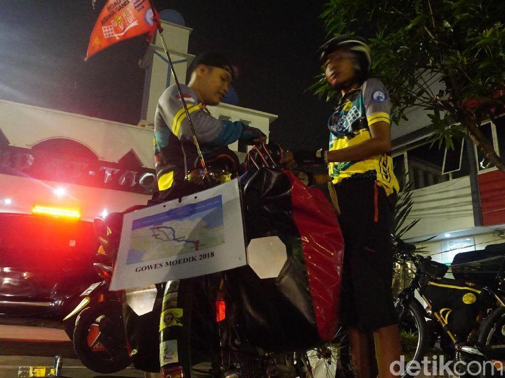 Sepeda-Sepeda Butut Ini Melahap Ratusan Kilometer untuk Mudik