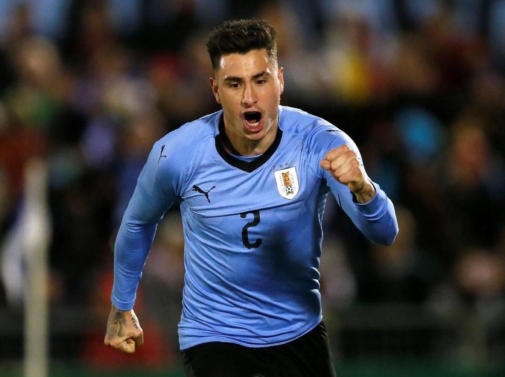Bek Uruguay Ini Berharap Salah Fit untuk Laga Pertama Piala Dunia 2018