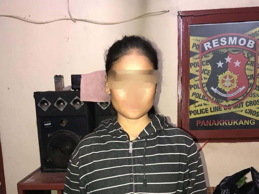 Curi HP Temanya, Gadis Belia di Makassar Ditangkap Polisi