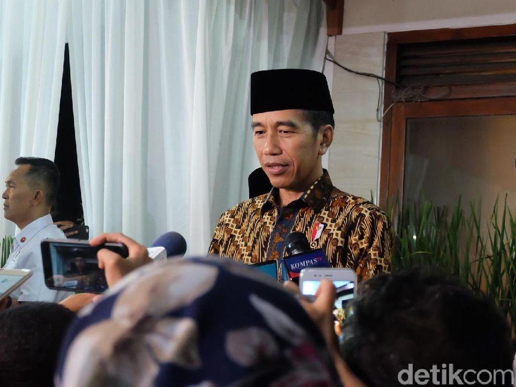 Jokowi soal Yudi Latif: Integritas Beliau Tak Diragukan Lagi