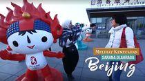 Melihat Kemegahan Sarana Olahraga Beijing